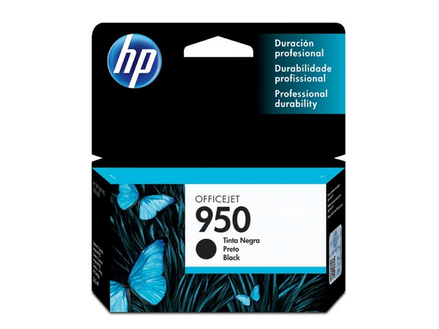 Cartucho HP 950 CN049AL  Preto para HP Pro8100 E Pro8600