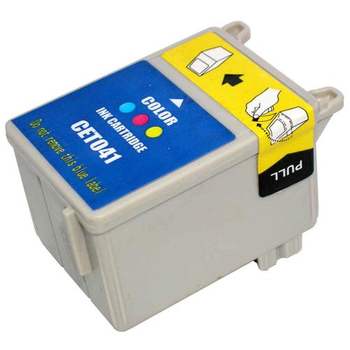 Cartucho EPSON TO41 C62 CX3200 Colorido 40.5ml Compatível