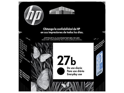 Cartucho HP27b HP 27b C8727 Preto para 1215 1310 1315 3420