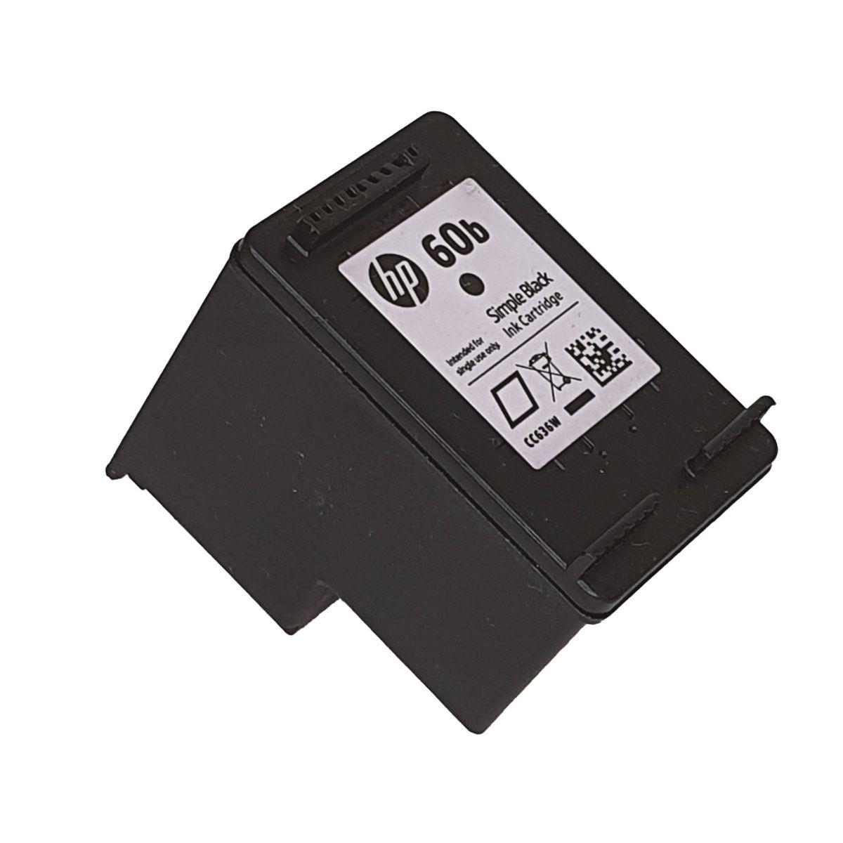 Cartucho HP 60b CC636WB para F4280 F4440 F4480 D110