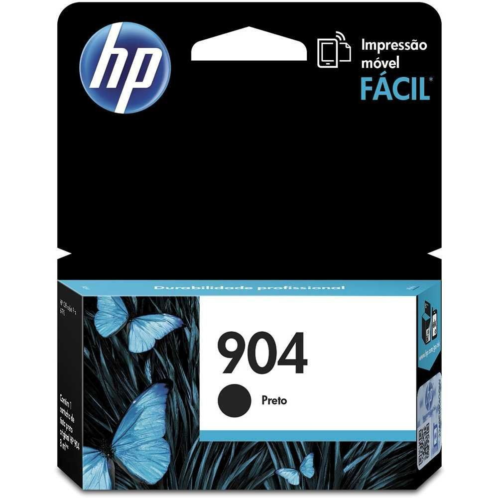 Cartucho HP 904 Preto para HP Officejet 6970 6978