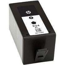 Cartucho HP 934XL Preto C2P23AB HP934XL HP Officejet PRO 6230 6830