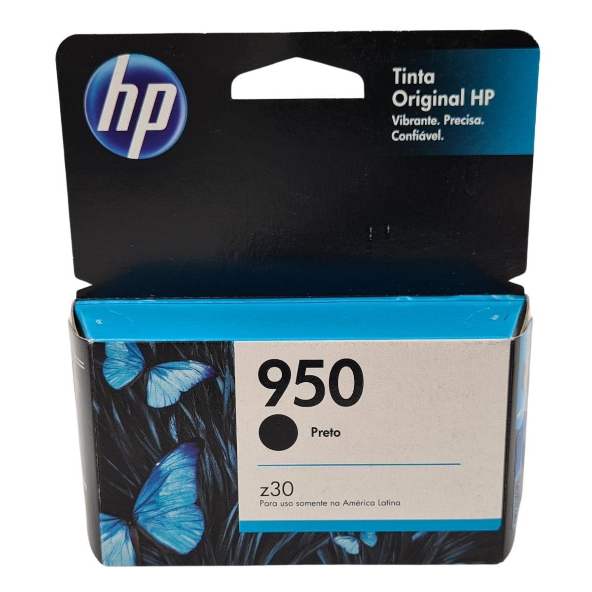 Cartucho HP 950 CN049AL Preto para Pro8100 E Pro8600
