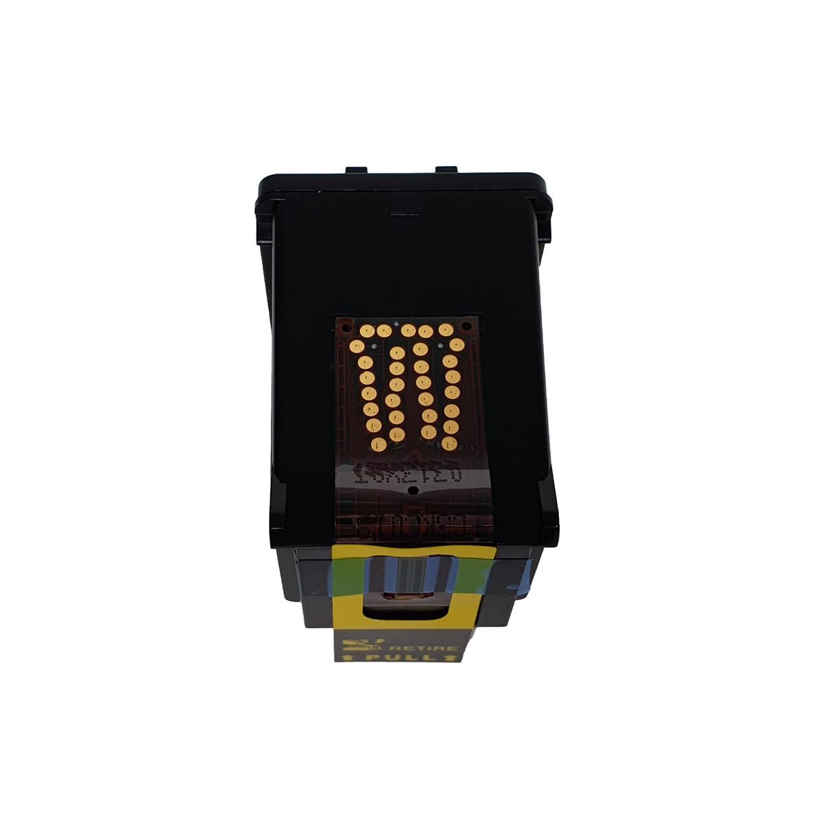 Cartucho MJ Compatível HP92 HP 92 C9362WL Preto 18ml para C3100 C3180 1500 3500 da EPSON