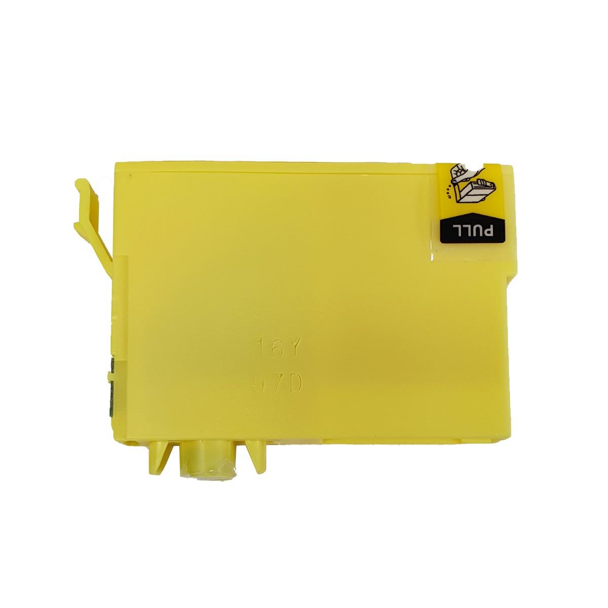 Cartucho MJ Compatível T2964 296 Amarelo para C79 XP-231 241 431 441 da EPSON
