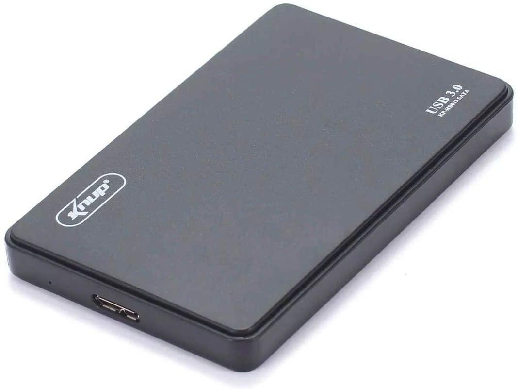 Case para HD Sata 2.5 USB 3.0 KP-HD013 Knup