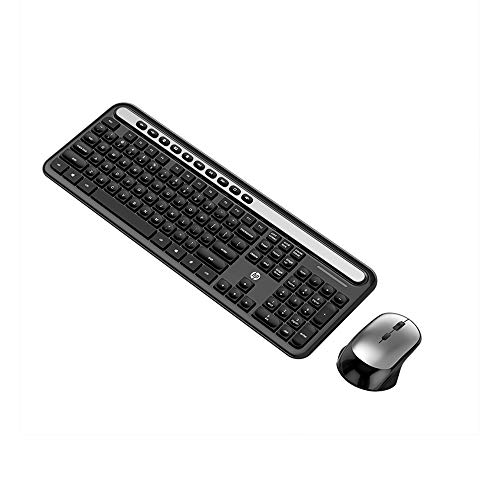 Combo Teclado e Mouse Sem Fio Wireless Keyboard CS500 HP