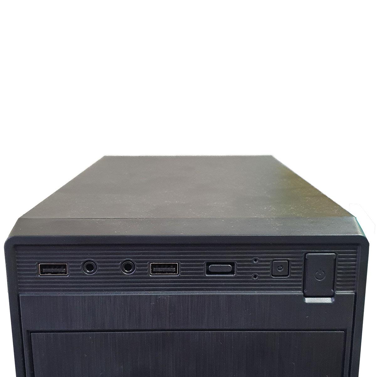Computador CPU Home, Intel Dual Core J1800, 4GB DDR3, SSD 120GB