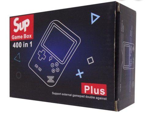 Vídeo Game Retrô GameBox 400 Jogos em 1