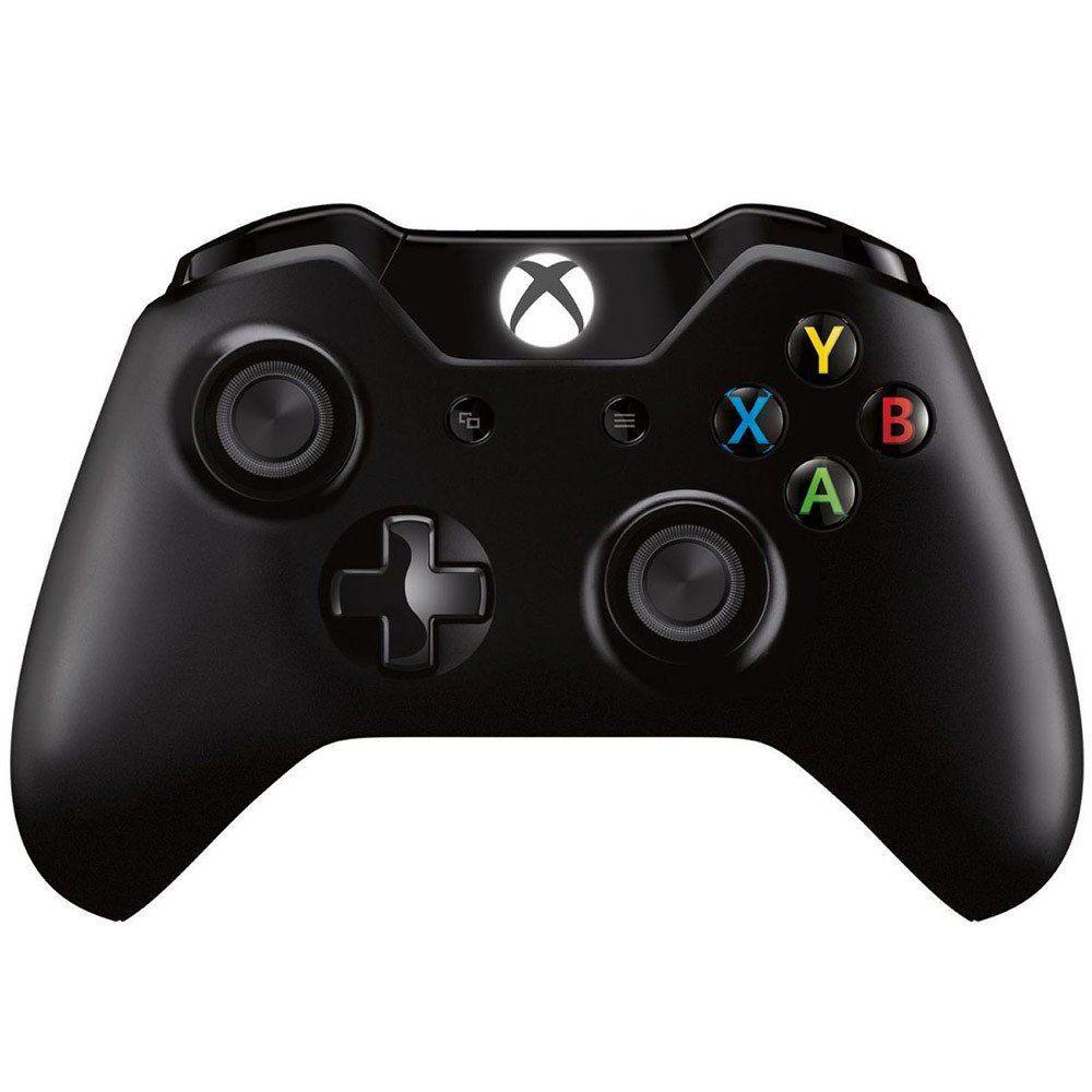 Controle Joystick para Xbox One Com Entrada P2 3.5mm para Fone