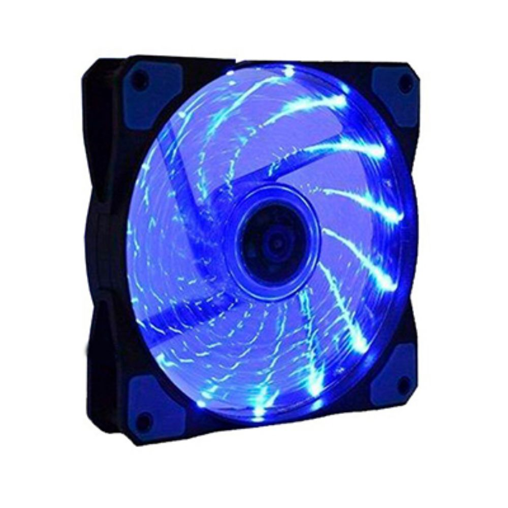 Cooler Fan LED Azul 120mm Gaming Master AF-G1225 Kmex