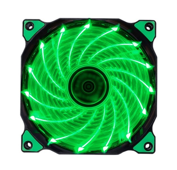 Cooler FAN Polar Wind Verde 120mm Segotep