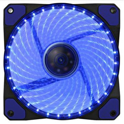 Cooler para gabinete 120mm com led azul AF-EI225 Gaming Master