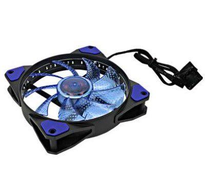 Cooler para Gabinete 120mm Led Azul AF-EI225 Gaming Master