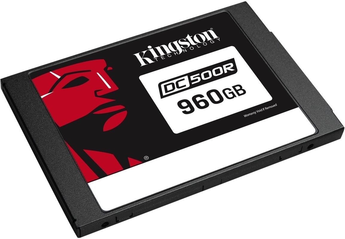 Disco Sólido Interno Kingston Sedc500r/960g 960gb Preto