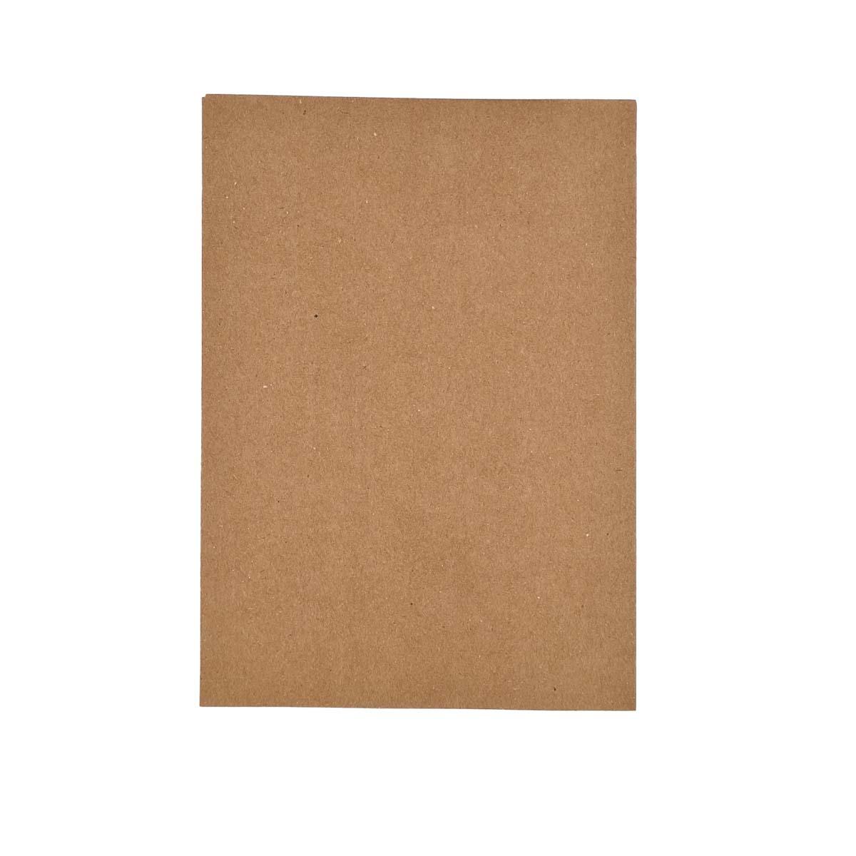 Envelope Saco kraft Natural 80g 162x229 meio A4 Foroni com 100un