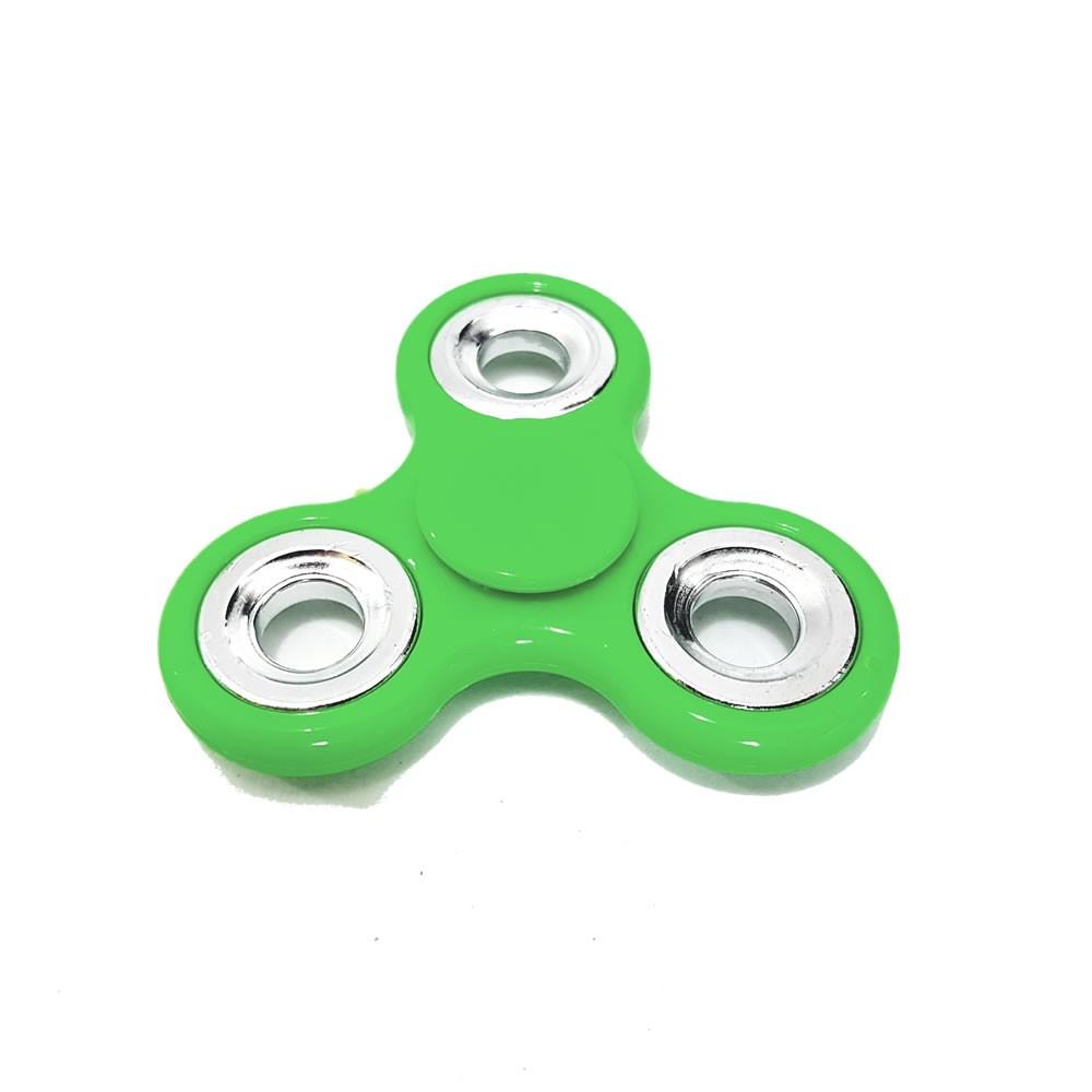 Fidget Hand Spinner Verde Green