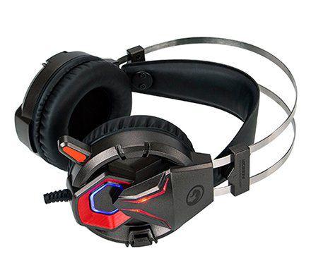 Fone de Ouvido com Microfone Gamer LED Marvo Scorpion  HG8914