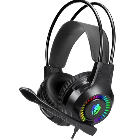 Fone de Ouvido com Microfone Headset Gamer Apolo EG-304 Evolut