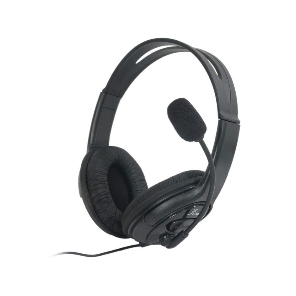 Fone de Ouvido Com Microfone Para Xbox360 Knup KP-324