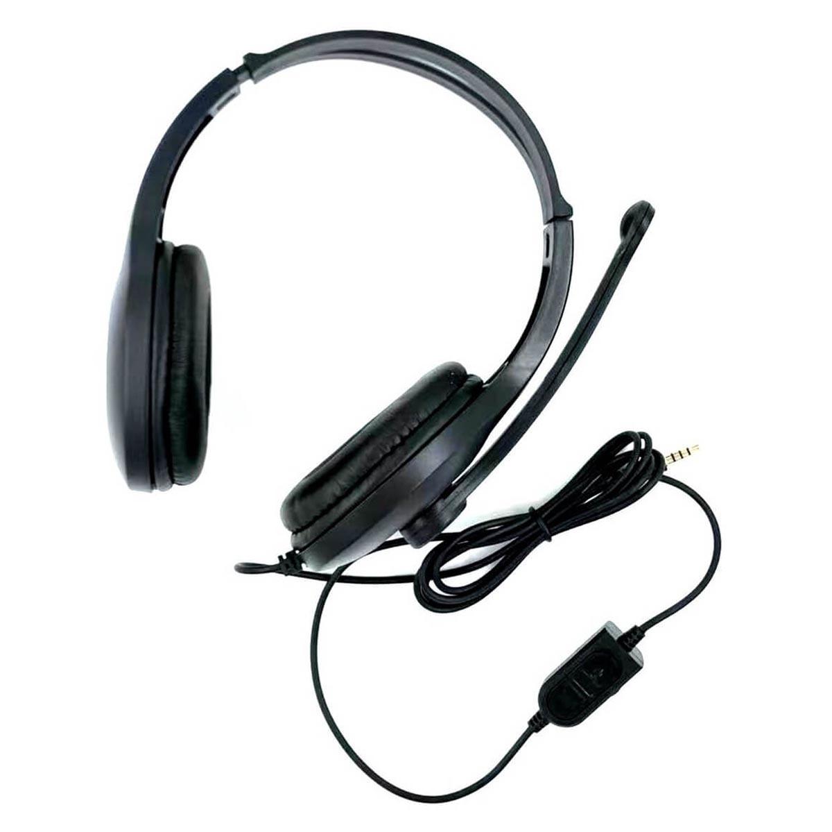 Fone de Ouvido Gamer Headset Para PS4 e XBOX One P3 FON-9024 Basike