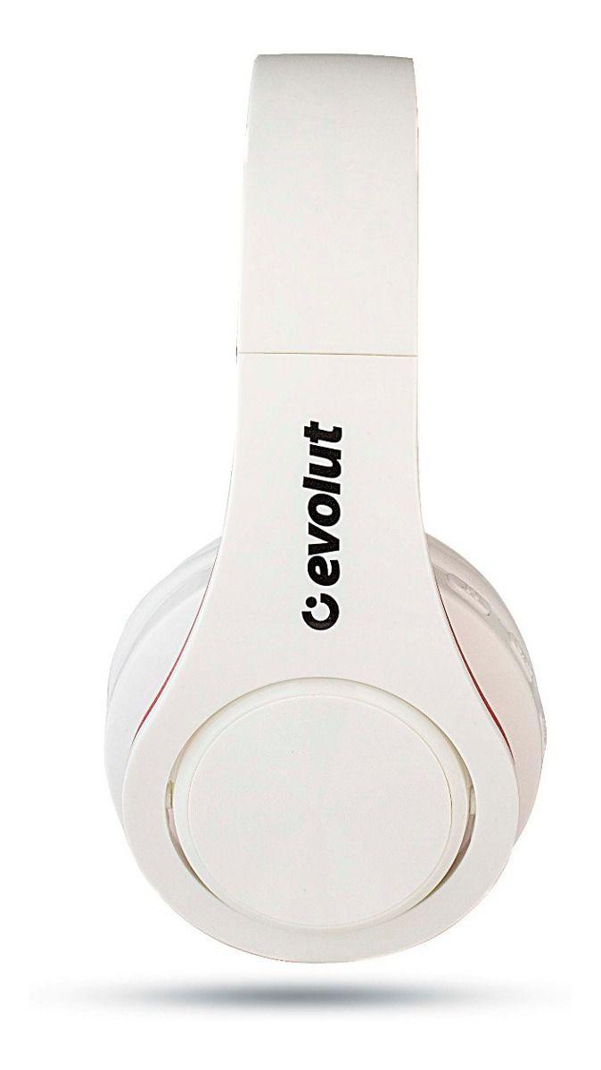 Fone de Ouvido HeadPhone EO-602WH Evolut