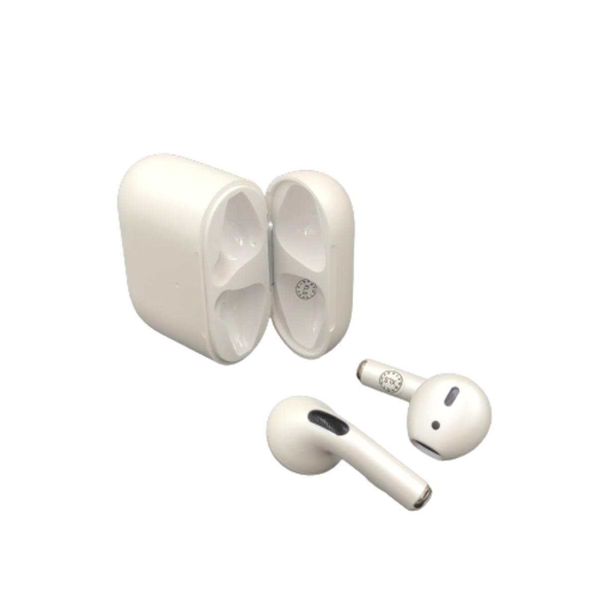Fone de Ouvido Sem Fio Wireless Bluetooth Branco Pro4 5.0