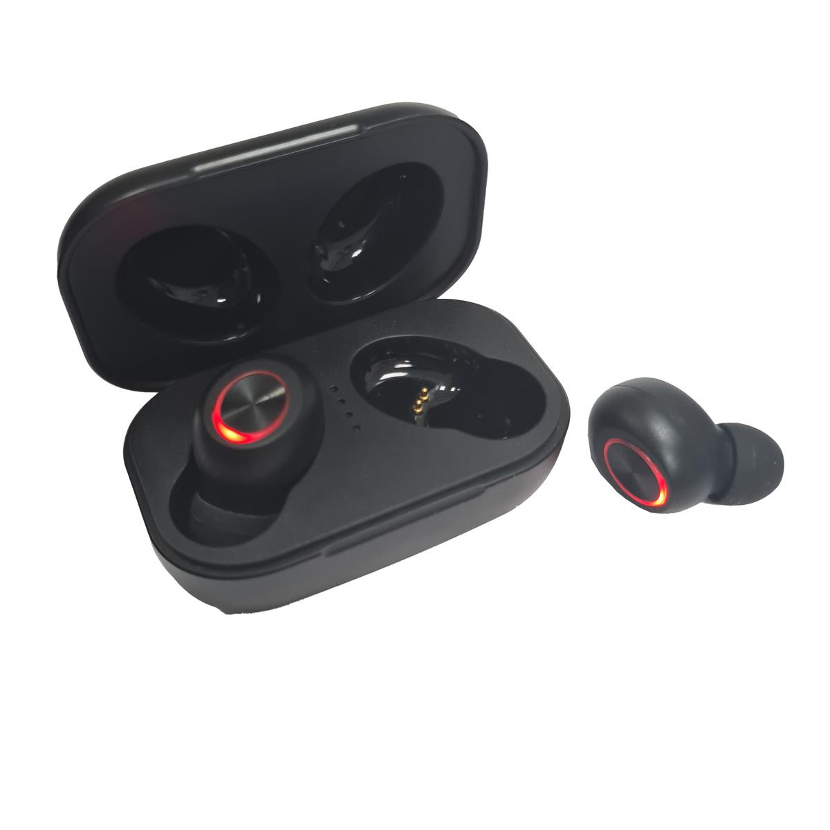 Fone de Ouvido Sem Fio Wireless Bluetooth Preto FON-8615 Inova