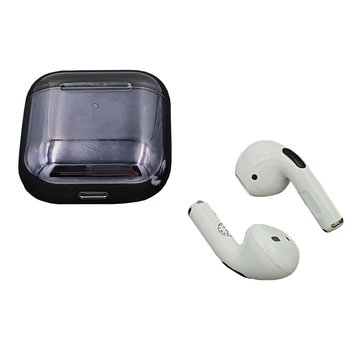Fone de Ouvido Sem Fio Wireless Bluetooth Preto Pro4 5.0