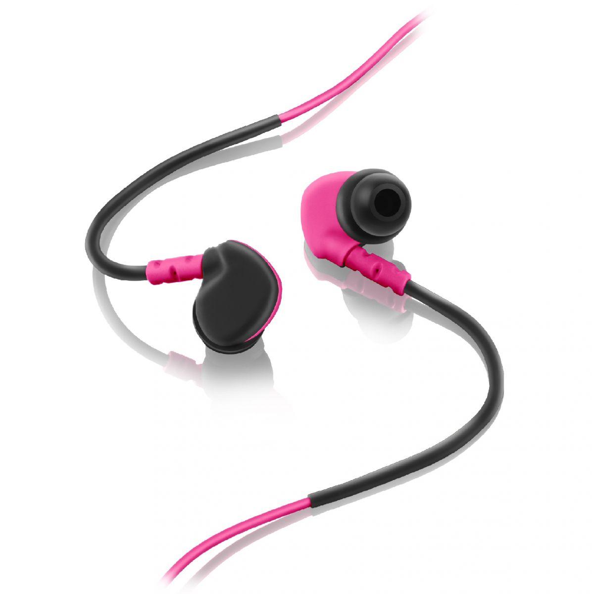 Fone De Ouvido Sport Premium Rosa PH134 Multilaser