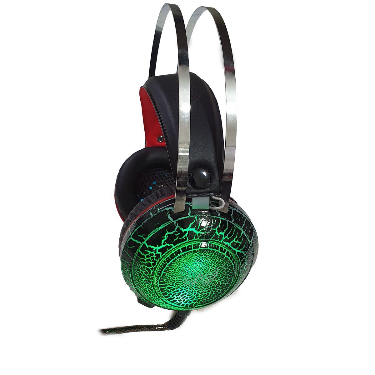 Fone Headset Gamer com Microfone Altomex AL-H138