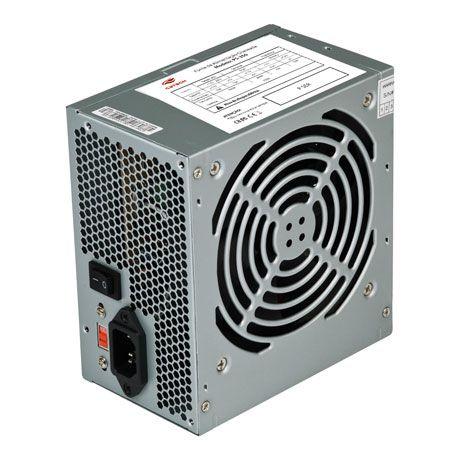 Fonte 350W reais ATX 20+4 Pinos C3 Tech PS-350 Bivolt PC Gamer