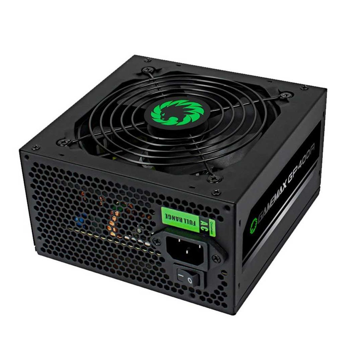 Fonte 400W 80 PLUS Bronze Gamemax GP400A para PC Gamer