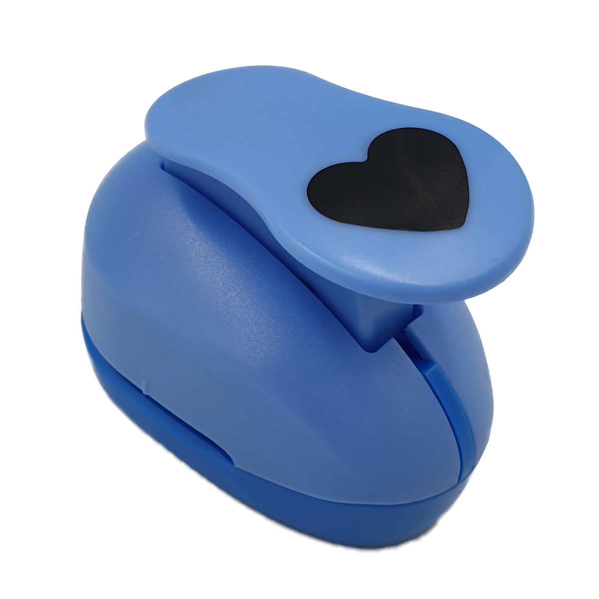 Furador Artesanal Coração Papel e EVA 25mm Make Plus