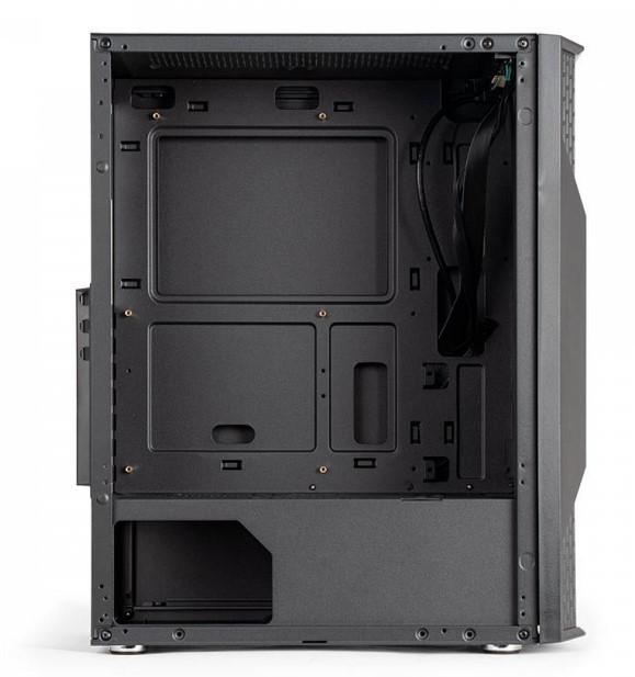 Gabinete Gamer Black com Lateral Acrilico 12199-2 DT3 Sports