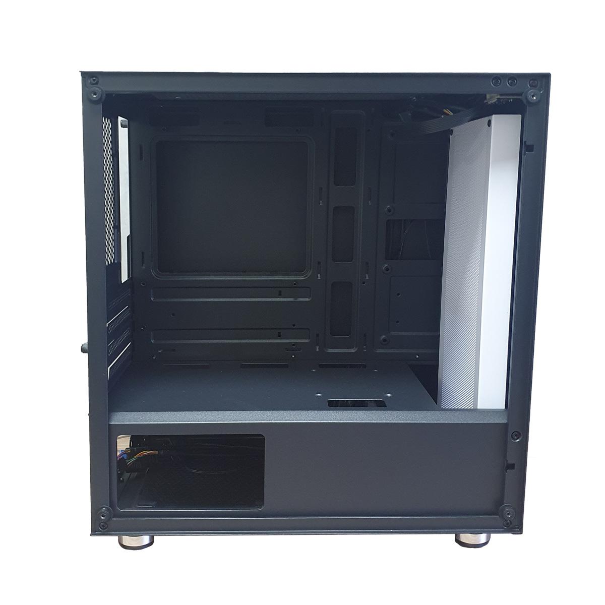 Gabinete Para PC GAMER com LED ARGB Frontal Mini ATX Bifrost Kmex