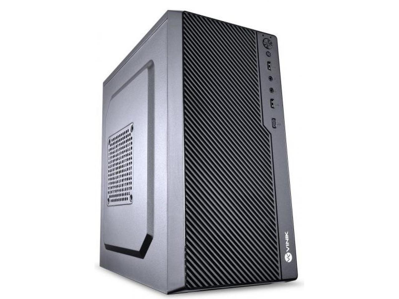 Gabinete  ATX Preto para PC Corporativo One M1 Vinik