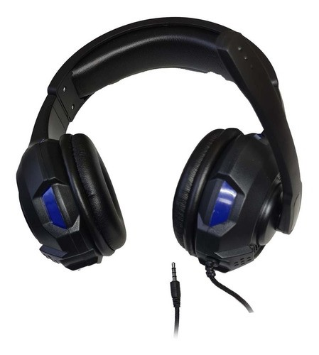 Headset Gamer Fone Multiplataforma Blue Para Ps4 Ps5 Xbox One