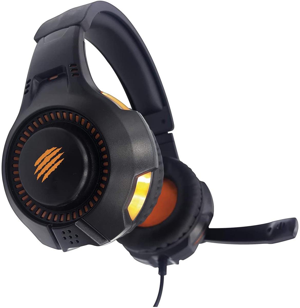 Headset Gamer Gorky para PS4 PC XBOX One Nitendo Switch OEX HS 413