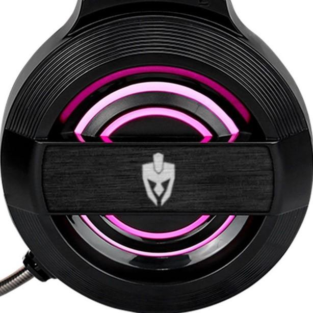 Headset Gamer RGB Preto USB Garen EG-320 Evolut