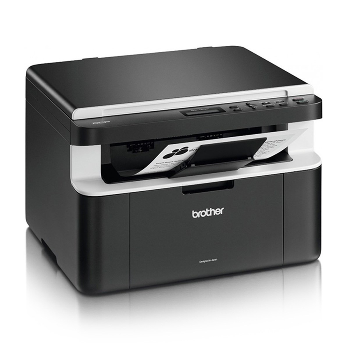 Impressora Multifuncional Brother DCP1602 Laser Mono