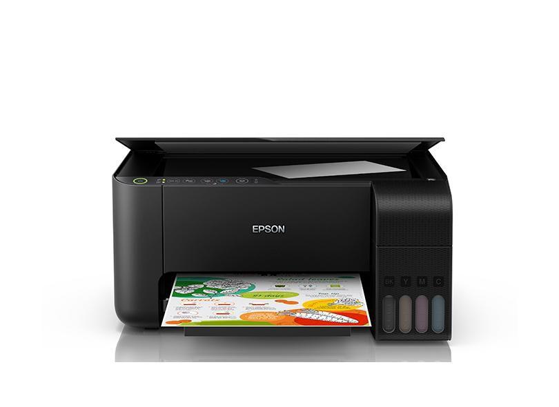 Impressora Multifuncional EcoTank EPSON L3150 Sem Fio