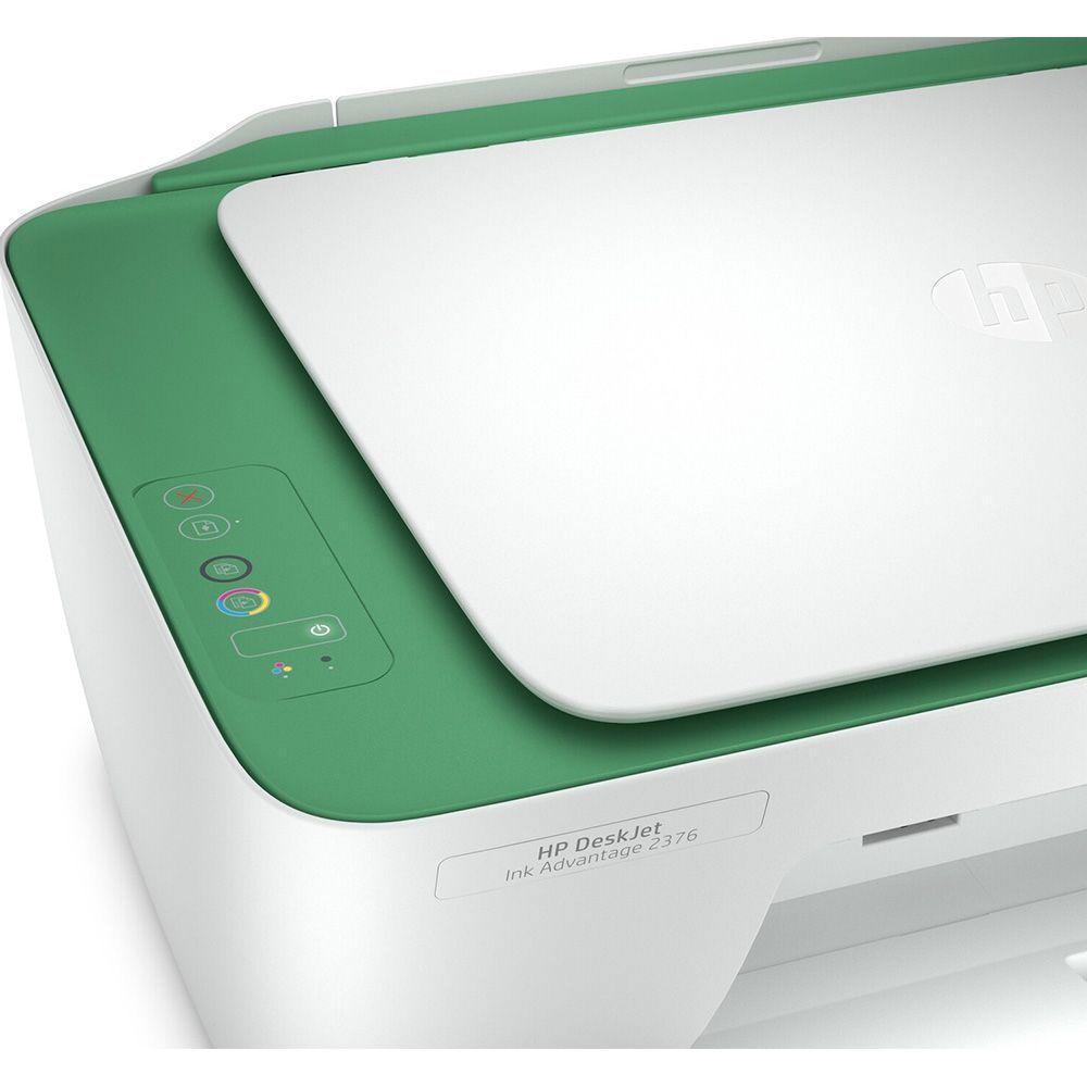 Impressora Multifuncional HP DeskJet 2376 Jato de Tinta