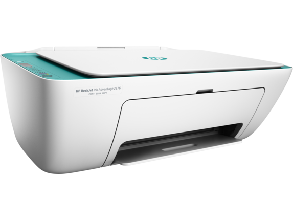 Impressora Multifuncional HP DeskJet Ink Advantage 2676