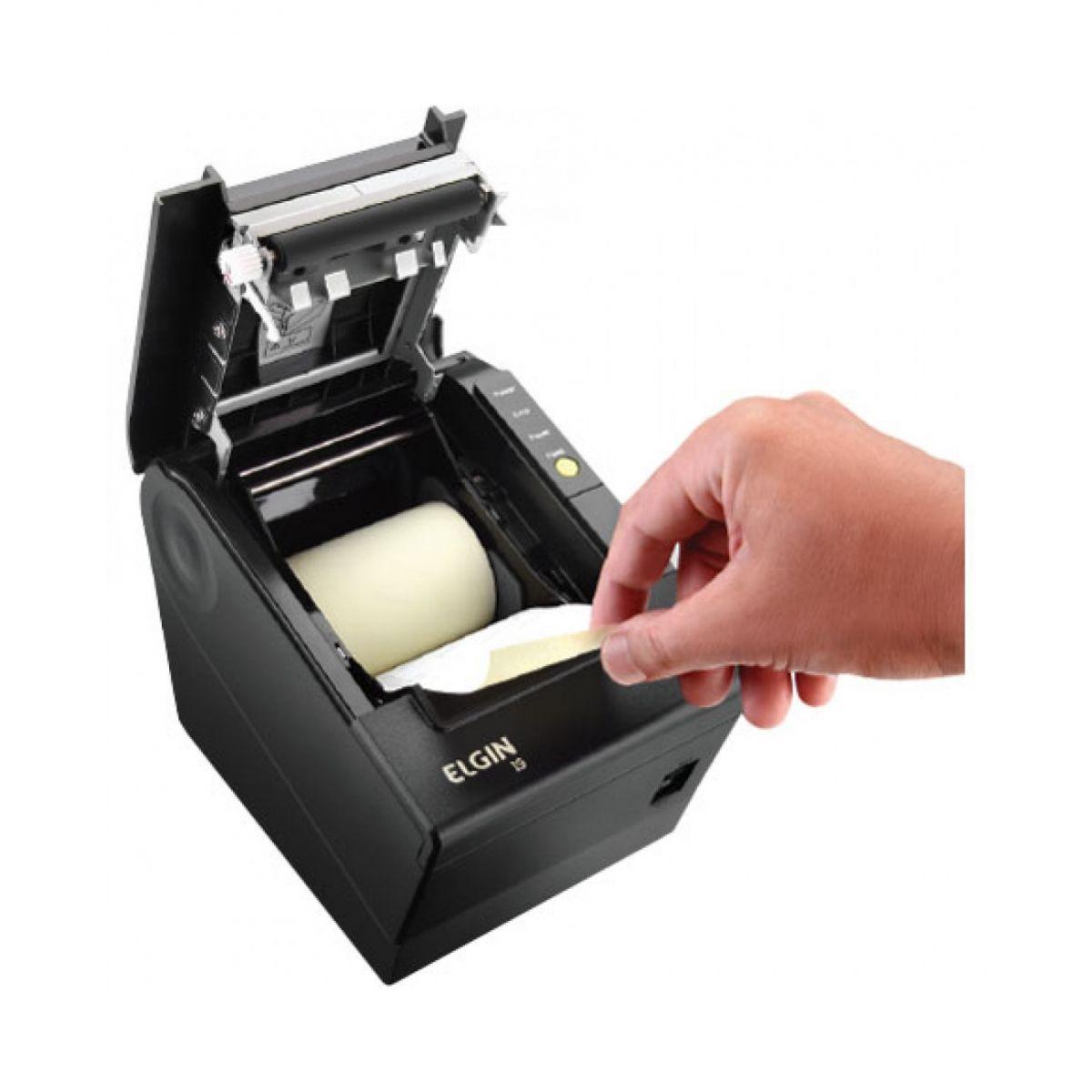 Impressora Térmica Não Fiscal Guilhotina I9 Elgin