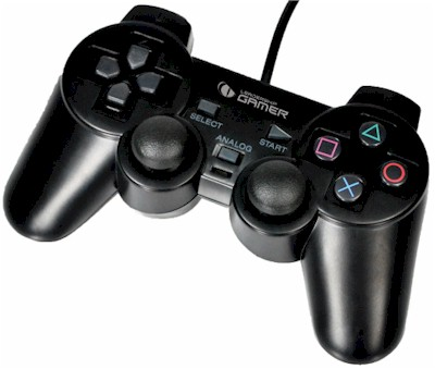 Joystick Dualshock PS2 PS1 Joypad New Generation Leadership 6649