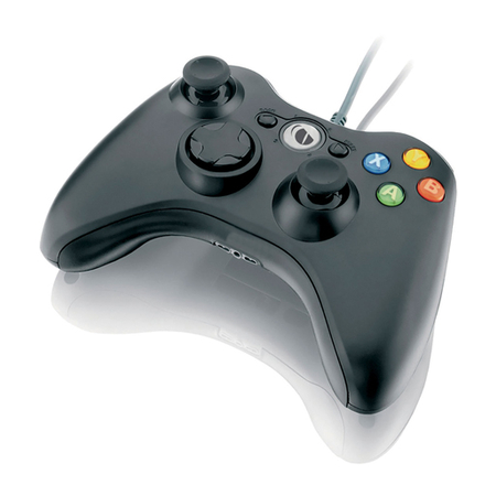 Joystick USB para Xbox 360 PC 2.1m Leadership 6912