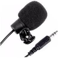 Kit com 3 Microfones de Lapela para Gravações e Lives JH-043 YH