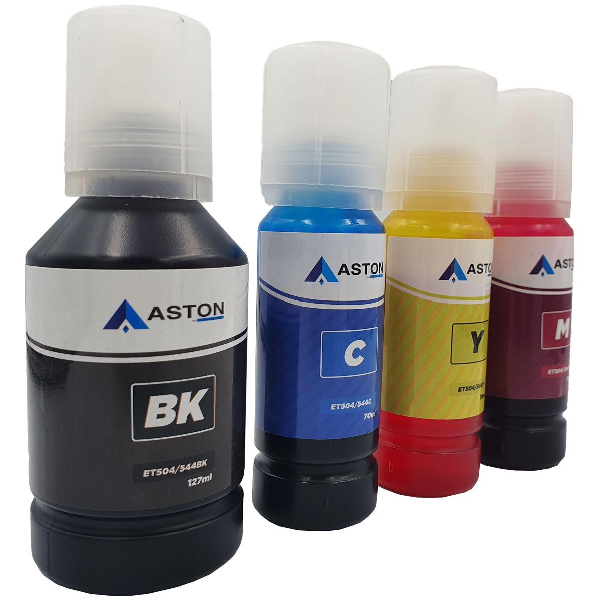 Kit Refil de Tinta T504 T544 Compatível