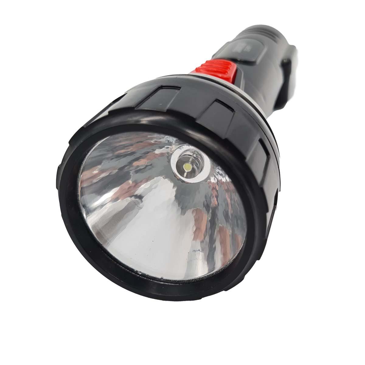 Lanterna Recarregável Bivolt de LED para Camping Pesca Residências SS-851 SHUNSHI